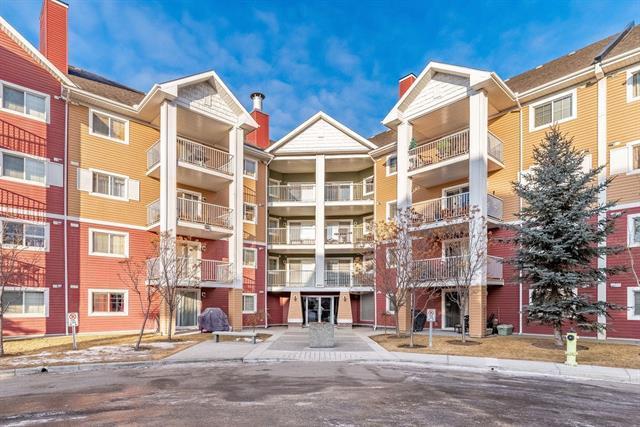 10 Prestwick Bay SE #4421, Calgary, AB T2Z 0B4 (#C4222458) :: Calgary Homefinders