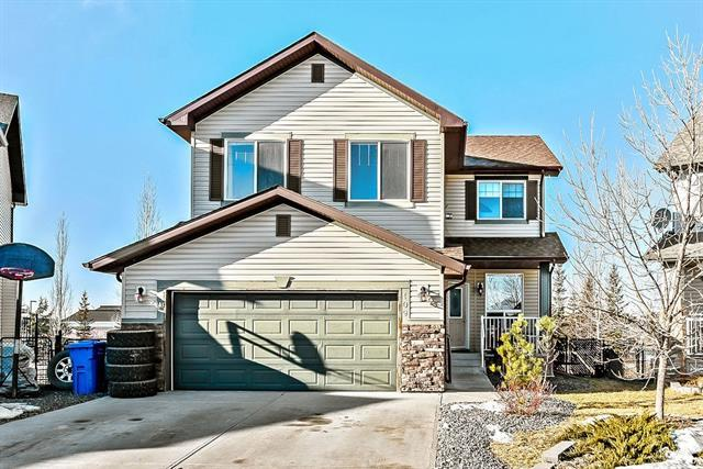 109 Drake Landing Place, Okotoks, AB T1S 1M2 (#C4222474) :: The Cliff Stevenson Group