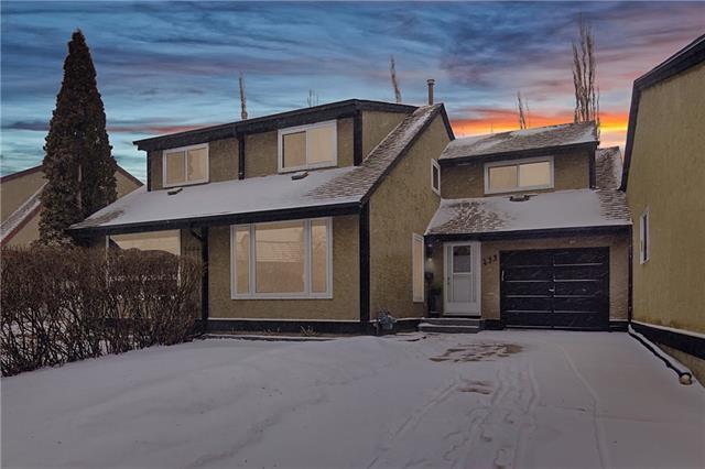 433 Cannington Close SW, Calgary, AB T2W 3E9 (#C4222483) :: Calgary Homefinders