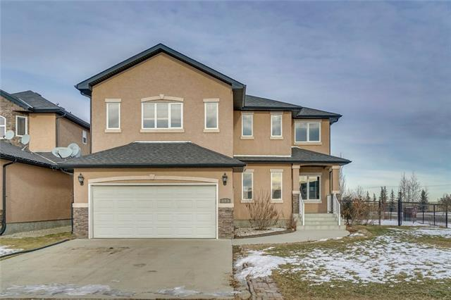 303 East Lakeview Place, Chestermere, AB T1X 1W2 (#C4222485) :: Redline Real Estate Group Inc