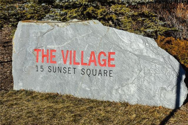 15 Sunset Square #2203, Cochrane, AB T4C 0H3 (#C4222488) :: Redline Real Estate Group Inc