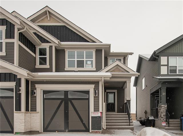 28 Sunrise Heights, Cochrane, AB T4C 2R9 (#C4222491) :: Redline Real Estate Group Inc
