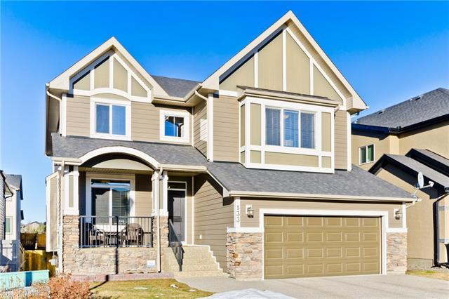 133 Aspenmere Drive, Chestermere, AB T1X 0P2 (#C4222500) :: Redline Real Estate Group Inc