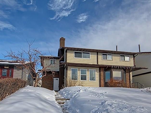 3418 51 Street SW, Calgary, AB T2W 4S8 (#C4222521) :: Canmore & Banff