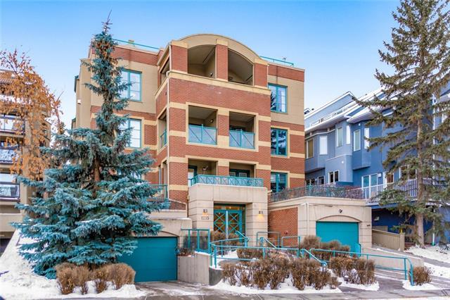 1235 Cameron Avenue SW #401, Calgary, AB T2T 0L1 (#C4222522) :: Redline Real Estate Group Inc