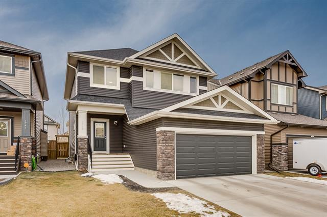 1745 Baywater Drive SW, Airdrie, AB T4B 0T3 (#C4222538) :: Redline Real Estate Group Inc