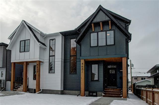 4631 83 Street NW, Calgary, AB T3B 2R1 (#C4222570) :: The Cliff Stevenson Group