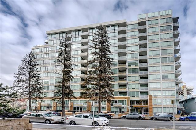 626 14 Avenue SW #506, Calgary, AB T2R 0K4 (#C4222580) :: Calgary Homefinders
