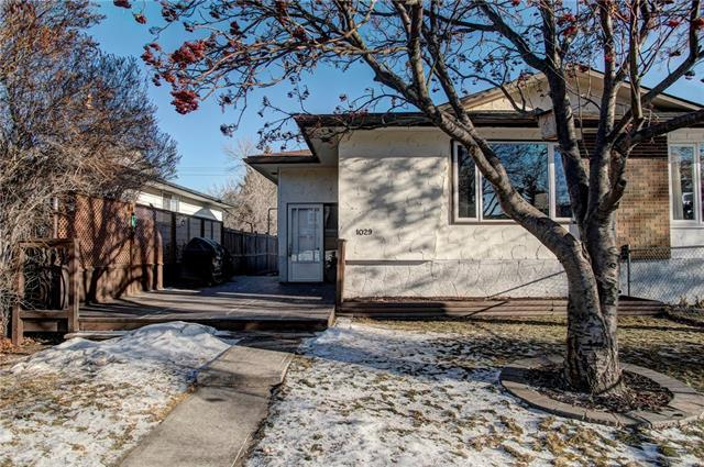 1029 Canfield Crescent SW, Calgary, AB T2W 1K5 (#C4222582) :: Calgary Homefinders