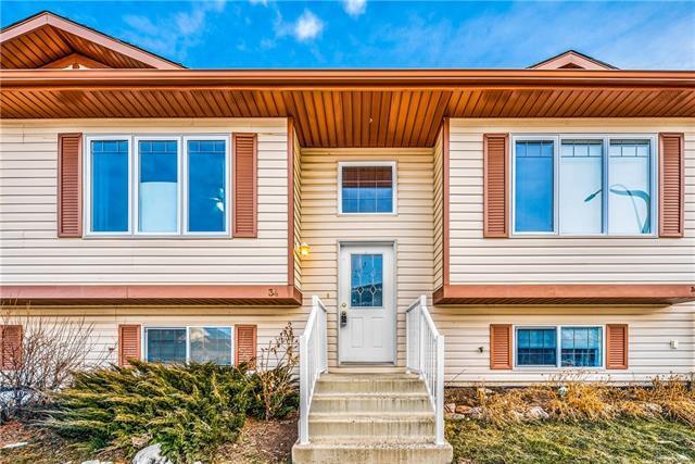 34B Westlake Glen, Strathmore, AB T1P 1X5 (#C4222623) :: Calgary Homefinders