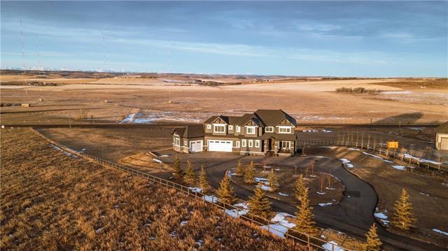 250123 Dynasty Drive W, Rural Foothills M.D., AB T0L 0X0 (#C4222662) :: Redline Real Estate Group Inc