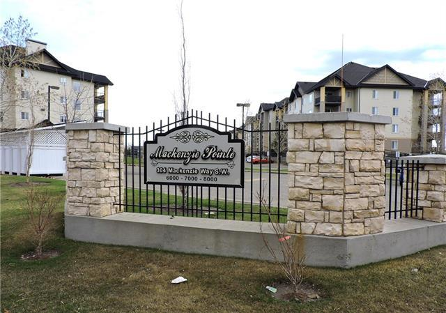 304 Mackenzie Way SW #8302, Airdrie, AB T4B 3H8 (#C4222682) :: Redline Real Estate Group Inc