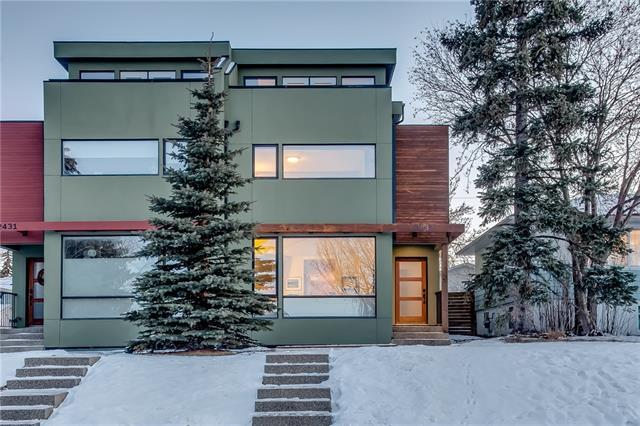 2433 29 Avenue SW, Calgary, AB T2T 1P1 (#C4222701) :: Redline Real Estate Group Inc