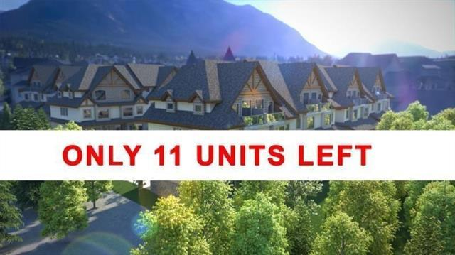 108 Montane Road Unit 17, Canmore, AB T1W 0A4 (#C4222725) :: Calgary Homefinders