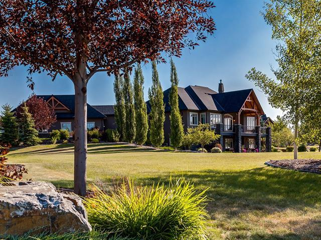 31058 Morgans View, Rural Rocky View County, AB T3Z 0A5 (#C4222730) :: Redline Real Estate Group Inc