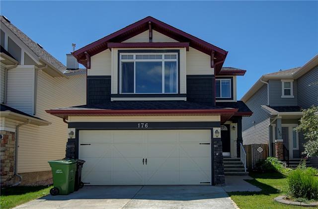 176 Silverado Range Close SW, Calgary, AB T2X 0C1 (#C4222751) :: Redline Real Estate Group Inc