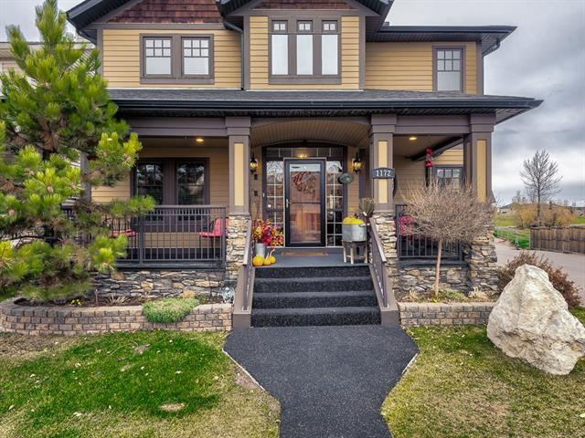 1172 Channelside Drive SW, Airdrie, AB T4B 3J2 (#C4222760) :: Redline Real Estate Group Inc