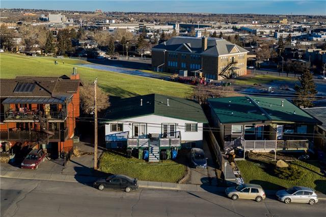 2302/2304 6 Street SE, Calgary, AB T2G 4S2 (#C4222802) :: Redline Real Estate Group Inc
