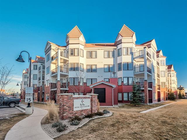 20 Royal Oak Plaza NW #340, Calgary, AB T3G 0E6 (#C4222815) :: Calgary Homefinders