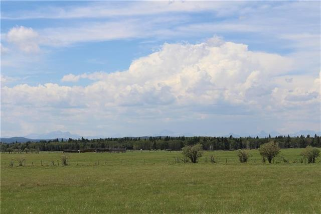 Horse Creek Road, Rural Rocky View County, AB T4C 1A1 (#C4222819) :: Redline Real Estate Group Inc