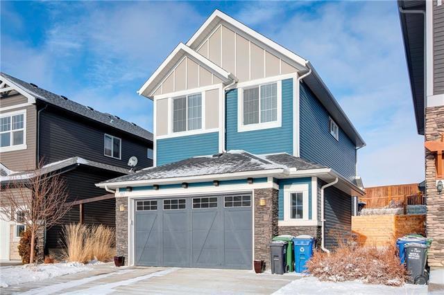 197 Heritage Boulevard, Cochrane, AB T4C 0S6 (#C4222835) :: Redline Real Estate Group Inc
