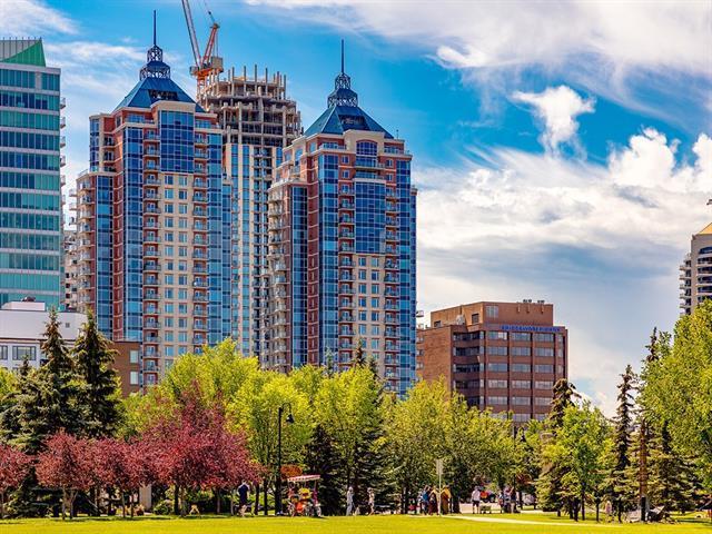 920 5 Avenue SW #1008, Calgary, AB T2P 5P6 (#C4222842) :: Calgary Homefinders