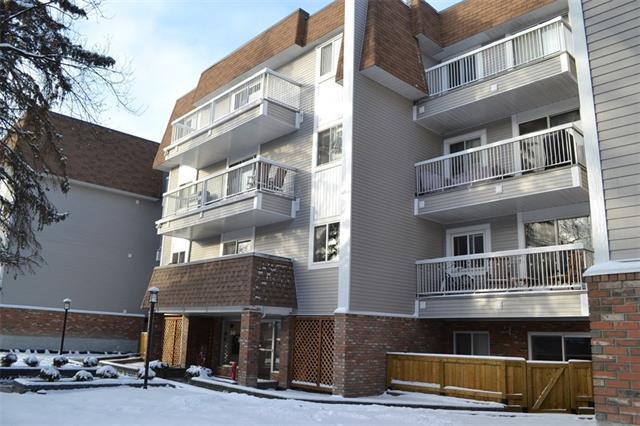 540 18 Avenue SW #312, Calgary, AB T2S 0C5 (#C4222859) :: Canmore & Banff