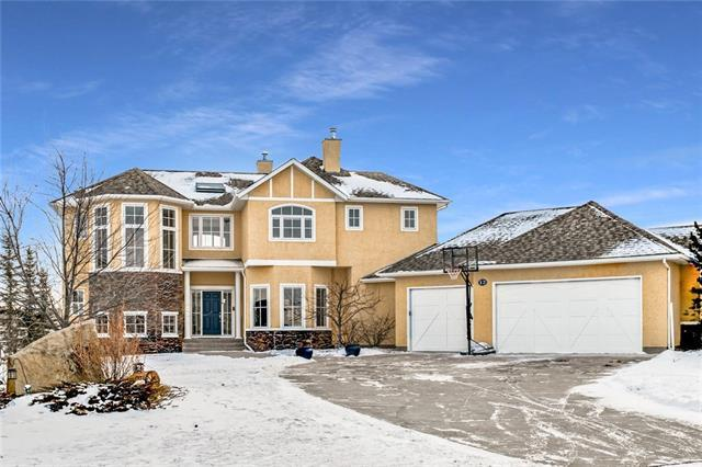 12 Montenaro Bay, Rural Rocky View County, AB T4C 0A5 (#C4222882) :: The Cliff Stevenson Group