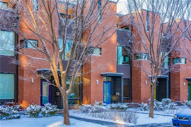 515 21 Avenue SW, Calgary, AB T2S 0G9 (#C4222883) :: Canmore & Banff