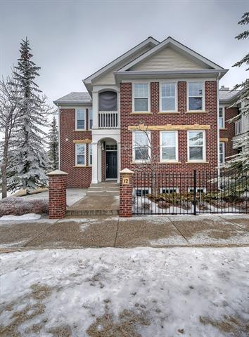 10 St Julien Drive SW #12, Calgary, AB T2T 6E2 (#C4222888) :: Canmore & Banff