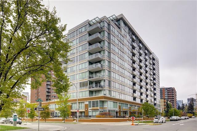 626 14 Avenue SW #509, Calgary, AB T2R 0X4 (#C4222889) :: Canmore & Banff