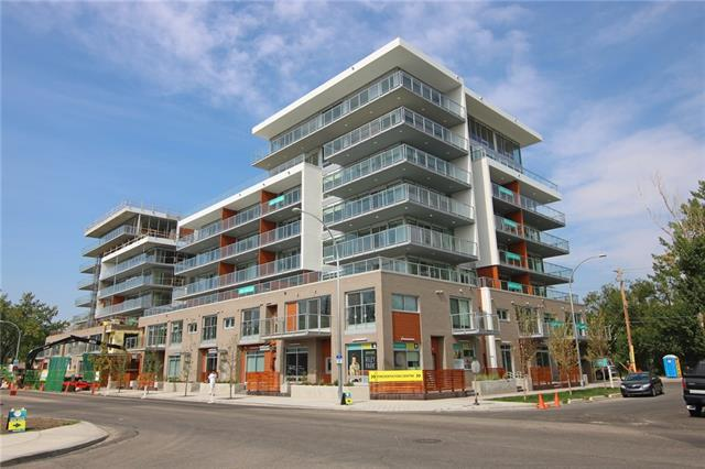 1234 5 Avenue NW #1209, Calgary, AB T2N 0R9 (#C4222902) :: Canmore & Banff