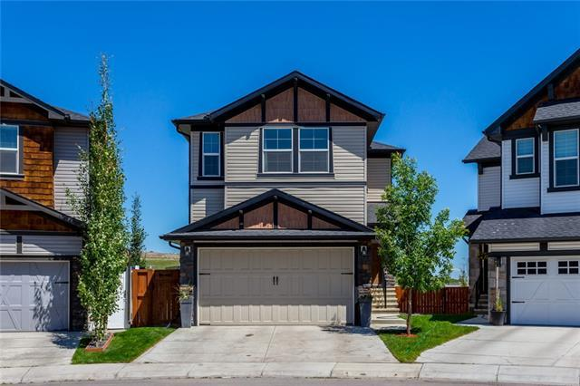 1196 Brightoncrest Green SE, Calgary, AB T2Z 1G9 (#C4222907) :: Canmore & Banff
