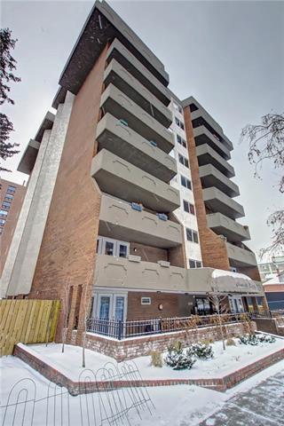 1309 14 Avenue SW #804, Calgary, AB T3C 0W3 (#C4222919) :: Calgary Homefinders