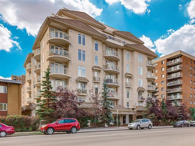 1315 12 Avenue SW #202, Calgary, AB T3C 0P6 (#C4222921) :: Calgary Homefinders