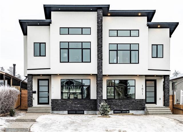 1613 40 Street SW, Calgary, AB T3C 1X1 (#C4222950) :: Canmore & Banff
