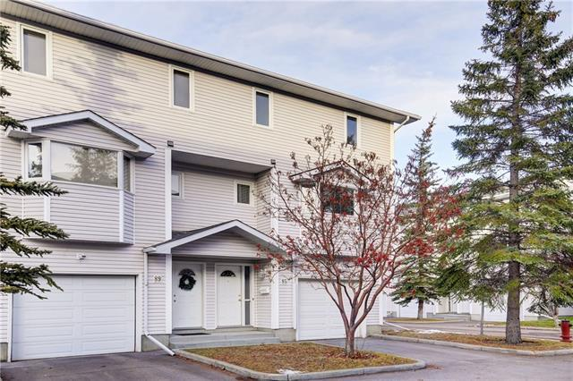 85 Glenbrook Villa(S) SW, Calgary, AB T3E 7E8 (#C4222966) :: Canmore & Banff
