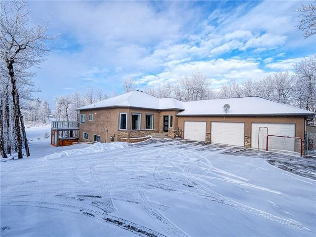 45 Woodland Green, Rural Rocky View County, AB T3R 1G6 (#C4222990) :: The Cliff Stevenson Group