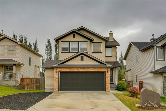 246 Invermere Drive, Chestermere, AB T1X 1S3 (#C4223020) :: Redline Real Estate Group Inc