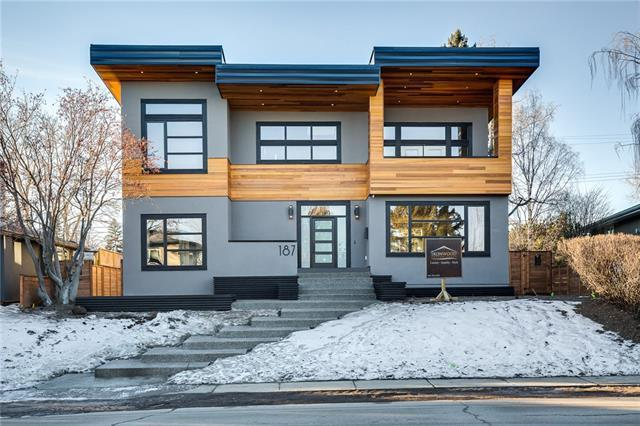 187 Windermere Road SW, Calgary, AB T3C 3K9 (#C4223042) :: The Cliff Stevenson Group