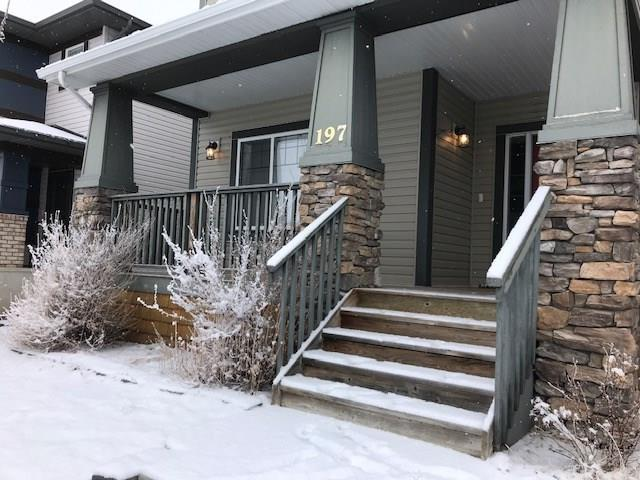 197 Reunion Heights NW, Airdrie, AB T4B 0J3 (#C4223057) :: Redline Real Estate Group Inc