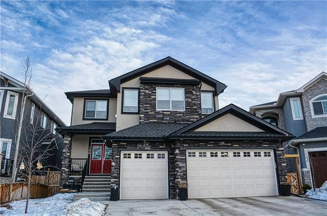 188 Kinniburgh Circle, Chestermere, AB T1X 0P8 (#C4223087) :: Redline Real Estate Group Inc