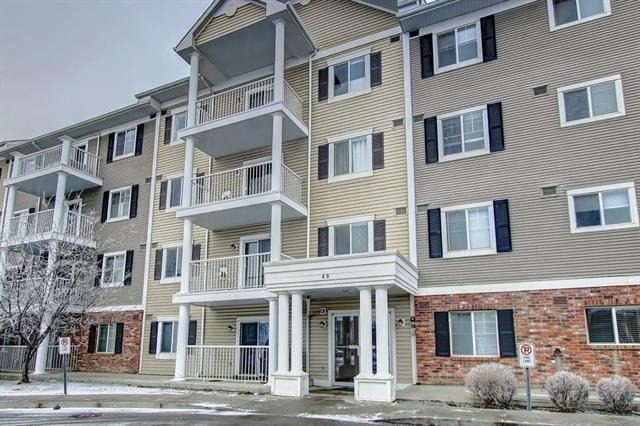 69 Country Village Manor NE #5107, Calgary, AB T3K 0P1 (#C4223127) :: Calgary Homefinders