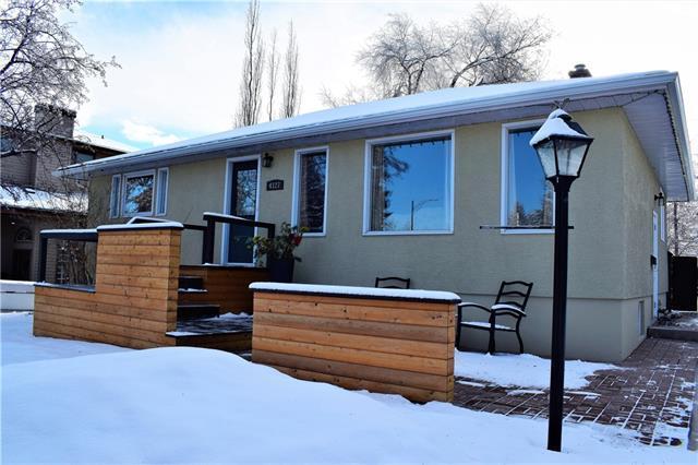 4127 19 Avenue SW, Calgary, AB T3E 0G7 (#C4223144) :: Redline Real Estate Group Inc