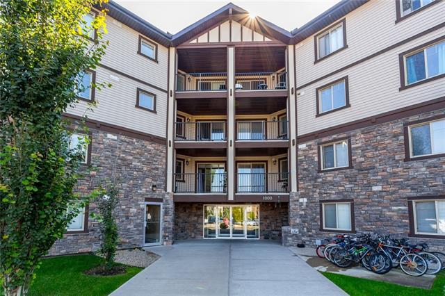 60 Panatella Street NW #1405, Calgary, AB T3K 0M1 (#C4223198) :: The Cliff Stevenson Group