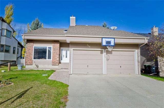116 Deercross Road SE, Calgary, AB T2G 6G7 (#C4223199) :: The Cliff Stevenson Group