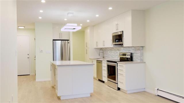 1001 68 Avenue SW #308, Calgary, AB T2V 4X1 (#C4223224) :: Redline Real Estate Group Inc
