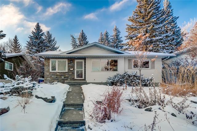 4119 37 Street NW, Calgary, AB T2L 2J4 (#C4223227) :: Calgary Homefinders