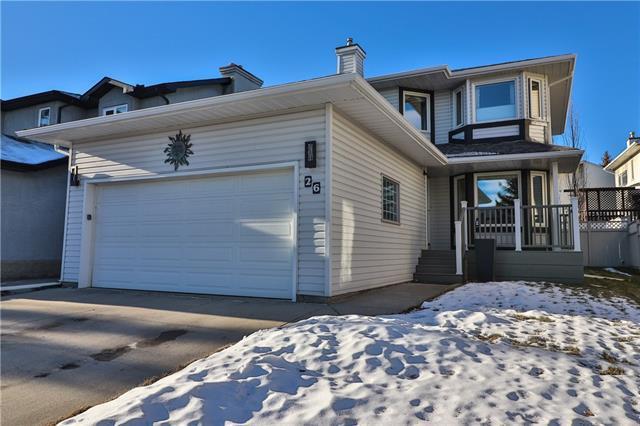 26 Macewan Ridge Place NW, Calgary, AB T3K 3M1 (#C4223234) :: Redline Real Estate Group Inc