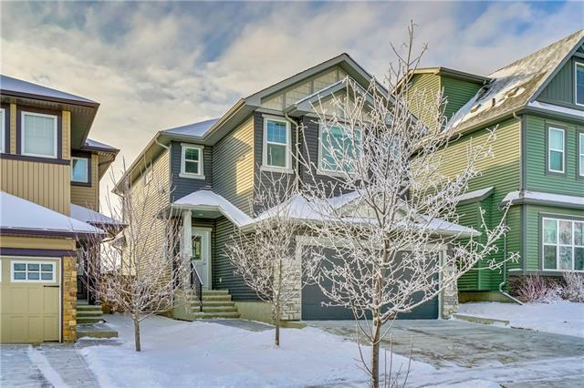 320 Sage Valley Drive NW, Calgary, AB T3R 0J2 (#C4223269) :: The Cliff Stevenson Group